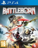 BattleBorn PS4 Bazar