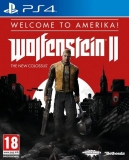 Wolfenstein 2: The New Colossus America Edition PS4