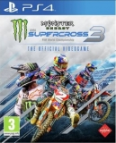 Monster Energy Supercross 3 PS4