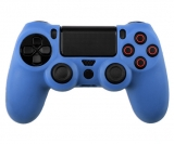 Silicon Protect Case BLUE pro Dual Shock 4