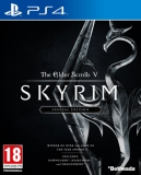 The Elder Scrolls Skyrim Special Edition PS4