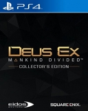 Deus Ex Mankind Divided Collectors Edition PS4