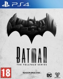 Batman The Telltale Games Series PS4
