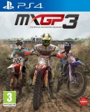 MXGP 3 The Official Motocross Videogame PS4