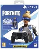 Dual Shock 4 Black V2 Fortnite 500 V Bucks Bundle