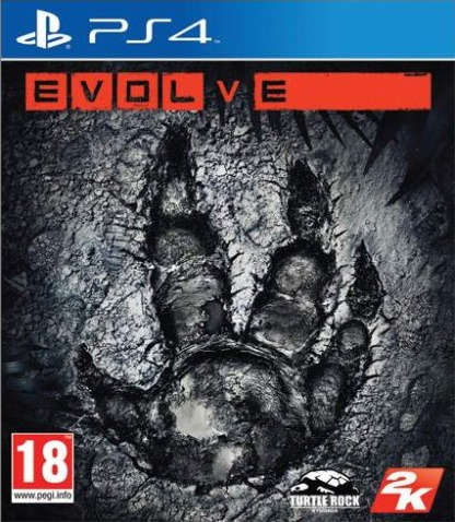 Evolve Bazar PS4