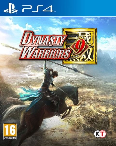 Dynasty Warriors 9 PS4 Bazar
