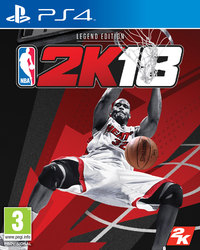 NBA 2K18 PS4 Bazar