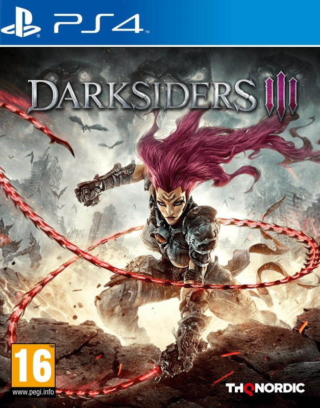 Darksiders III PS4 Bazar