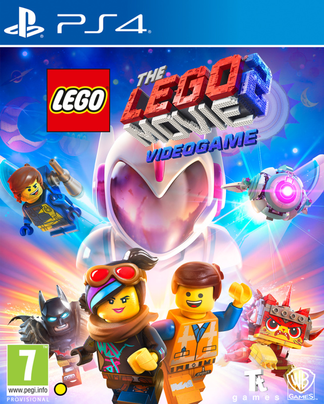 LEGO Movie 2 Videogame PS4