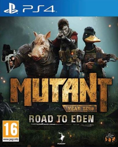 Mutant Year Zero Road to Eden PS4