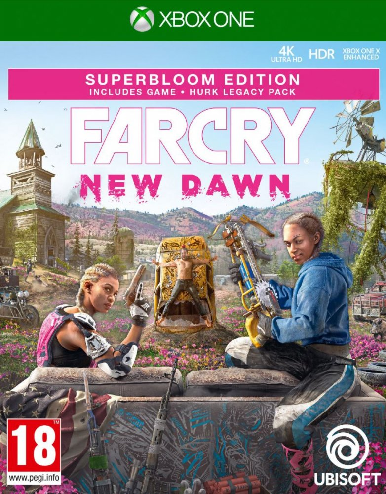 Far Cry New Dawn Super Bloom Edition Xbox One