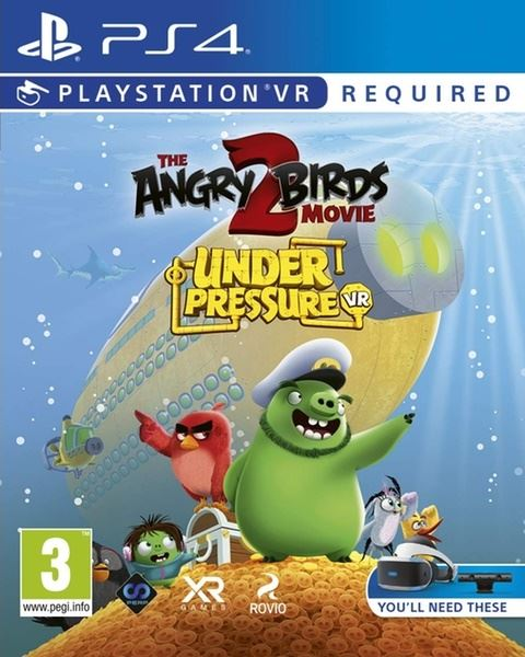 Angry Birds 2 Under Pressure VR PS4