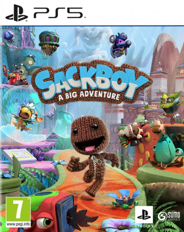 Sackboy Big Adventure PS5