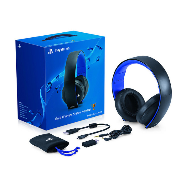Sony Wireless Stereo Headset 2.0 PS4