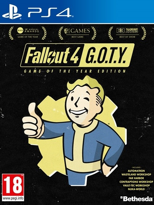 Fallout 4 GOTY PS4