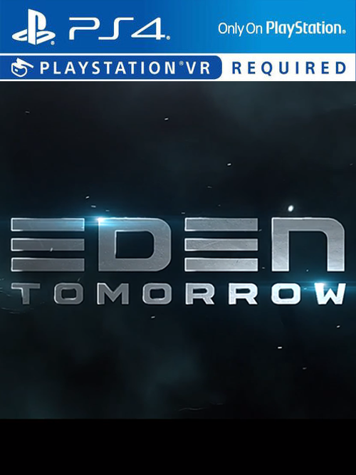 Eden Tomorrow VR PS4