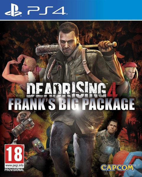 Dead Rising 4: Franks Big Package PS4