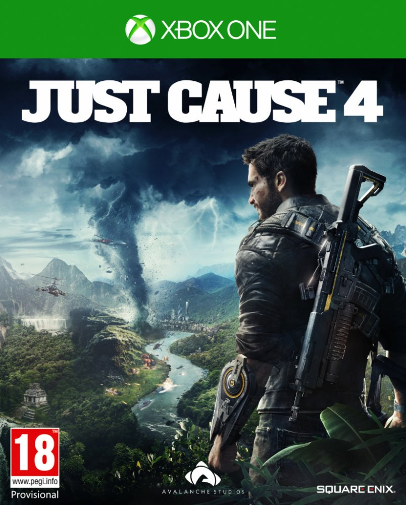 Just Cause 4 Steelbook Edition Xbox One